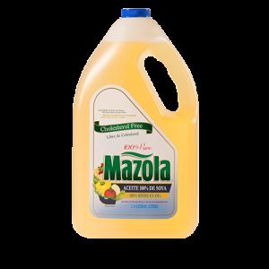 Aceite Mazola Soya 128 OZ