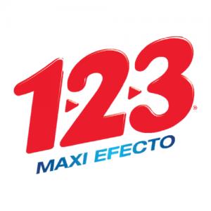 Logo 123 Maxi Efecto