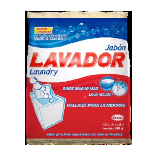 Lavador Jabón Rayado